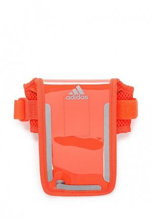 Чехол для телефона adidas. Цвет: оранжевый