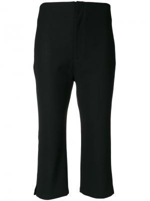 Укороченные брюки Jacquemus. Цвет: чёрный