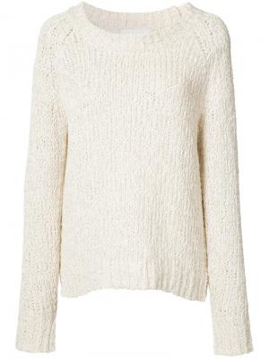 Classic slouch jumper Co. Цвет: белый