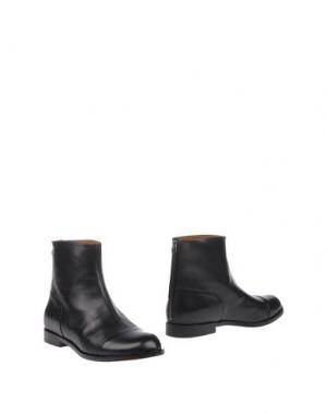 Полусапоги и высокие ботинки MARC BY JACOBS. Цвет: черный