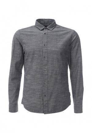 Рубашка Only & Sons. Цвет: серый