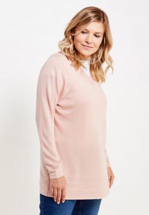Пуловер Evans. Цвет: розовый