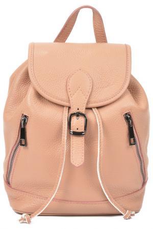 Рюкзак LUISA VANNINI. Цвет: розовый