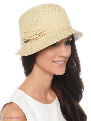 Шляпа SEEBERGER. Цвет: бежевый