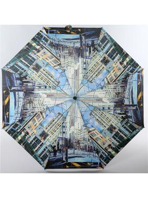 Зонт Airton. Цвет: черный, бежевый, голубой