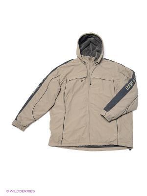Куртка OLSER. Цвет: хаки