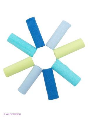 Комплект Luvable Friends. Цвет: голубой, синий, зеленый