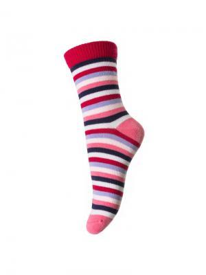 Носки PlayToday. Цвет: красный, синий, фиолетовый