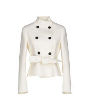 Пиджак VALENTINO. Цвет: белый