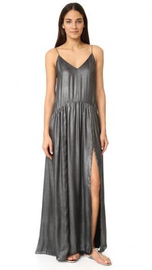 Платье Tati Jill Stuart. Цвет: голубой