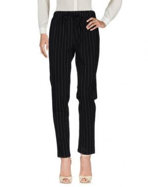 Повседневные брюки ST-MARTINS. Цвет: черный