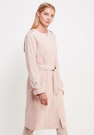 Плащ Only. Цвет: розовый