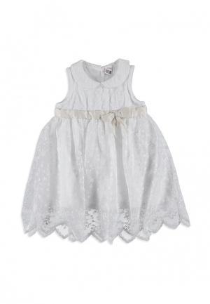 Платье LC Waikiki. Цвет: белый