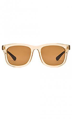 Солнцезащитные очки mojave Wonderland. Цвет: цвет загара