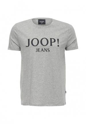 Футболка Joop!. Цвет: серый