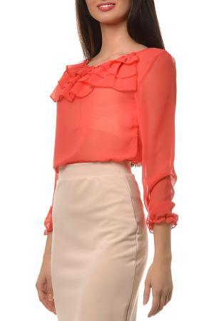 Блуза Alexandra Ritz. Цвет: красный