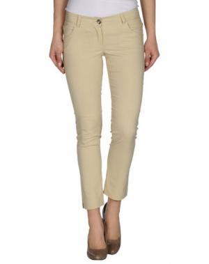 Повседневные брюки SISTE' S. Цвет: бежевый