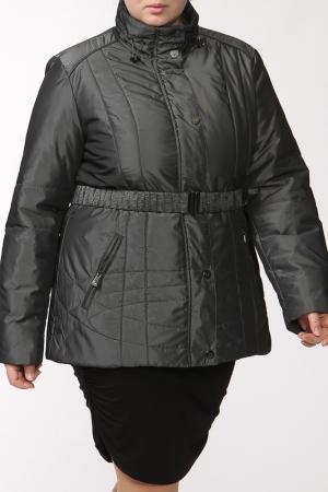 Куртка Krizia. Цвет: серый, черный, коричневый