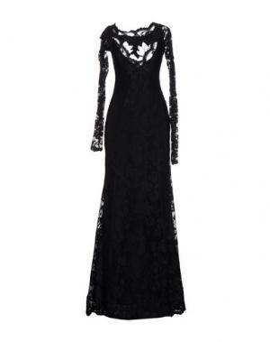 Длинное платье BALENSI. Цвет: черный