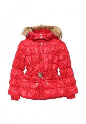 Куртка утепленная Acoola. Цвет: красный