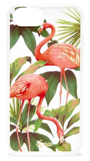 Чехол Flamingo Garden для iPhone 6 / 6s 7 Sonix