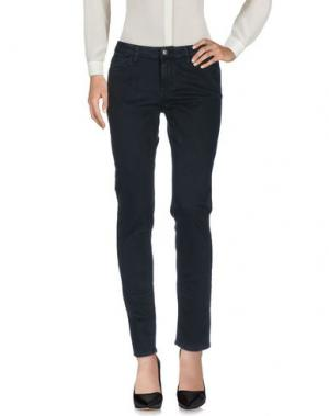 Повседневные брюки ROŸ ROGER'S. Цвет: черный