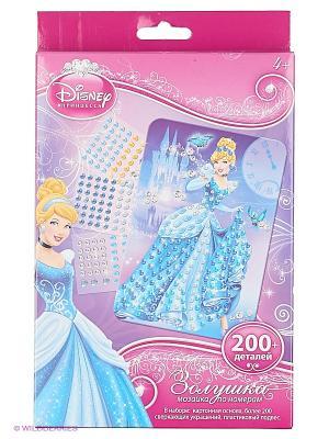 Disney Princess Мозаика -сингл Золушка Чудо-творчество. Цвет: голубой, фиолетовый, розовый