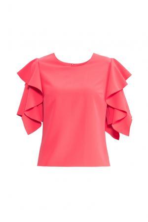 Блуза 157791 Lolita Shonidi. Цвет: красный