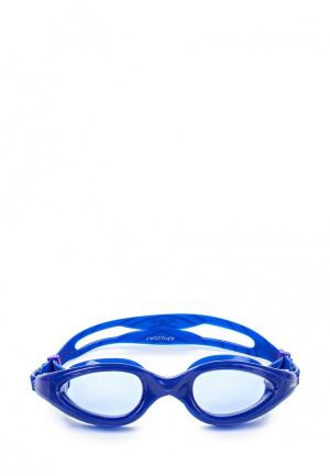 Очки для плавания Joss. Цвет: синий