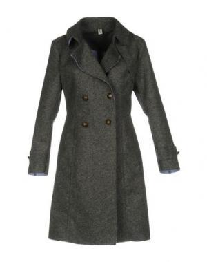 Пальто SOUVENIR. Цвет: светло-серый