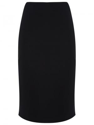 High waist pencil skirt Gloria Coelho. Цвет: чёрный