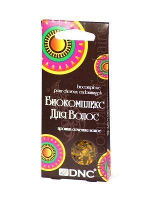 Биокомплекс Против сечения волос, 3х15мл DNC. Цвет: светло-желтый, прозрачный