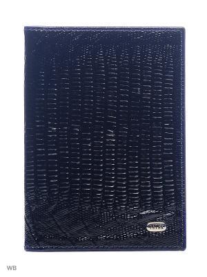 Обложка на автодокументы Petek. Цвет: темно-синий, темно-фиолетовый