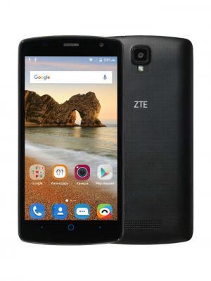Смартфон Blade L5 plus ZTE. Цвет: черный
