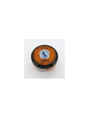 Мыло для гладкой кожи Etalon Noir SADDLE SOAP, 100мл. Saphir. Цвет: прозрачный