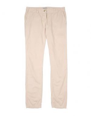 Повседневные брюки SPECIAL DAY. Цвет: песочный