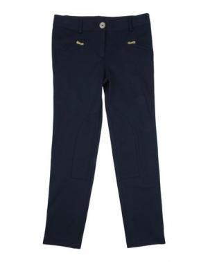 Повседневные брюки T-LOVE. Цвет: темно-синий