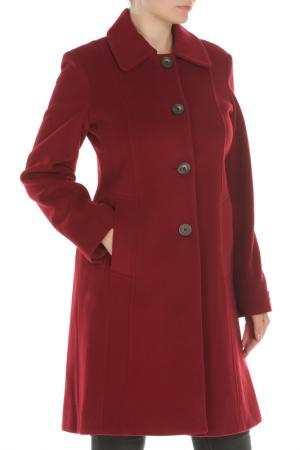 Пальто Anne Klein. Цвет: 610, red