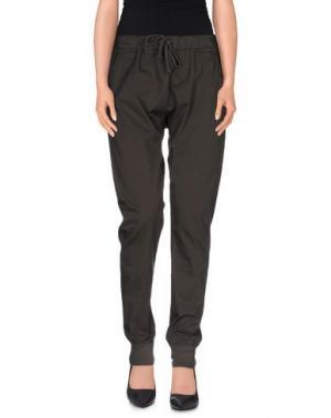 Повседневные брюки DORALICE. Цвет: свинцово-серый