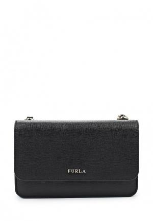 Сумка Furla. Цвет: черный