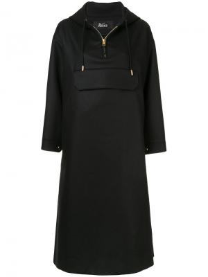 Hoodie dress The Reracs. Цвет: чёрный