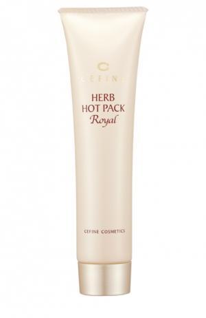 Маска травяная энергезирующая Herb Hot Pack Royal Cefine. Цвет: бесцветный