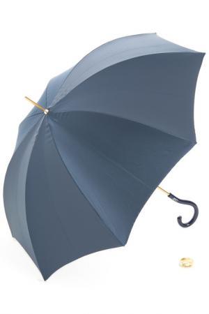 Зонт Pasotti. Цвет: синий