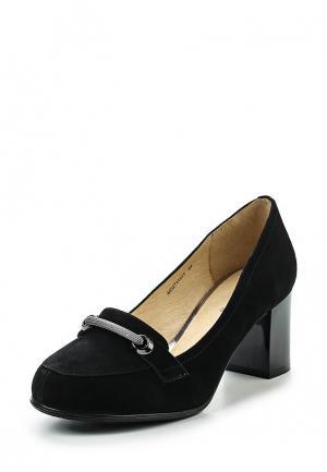 Туфли Sparkling. Цвет: черный