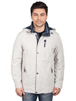 Куртка TAIS. Цвет: молочный
