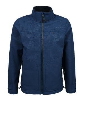 Куртка S.OLIVER. Цвет: темно-синий, сиреневый
