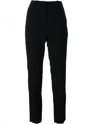 Зауженные брюки Givenchy. Цвет: чёрный