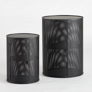 Столик диванный с перфорацией Vesper AM.PM.. Цвет: черный