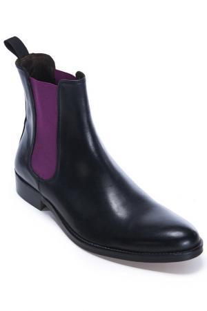 Ботинки Del Re. Цвет: фиолетовый