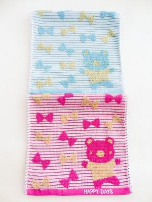 Полотенца банные A and C Collection. Цвет: голубой, розовый